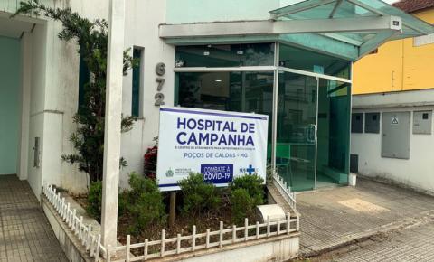 Covid-19 - Conheça a ocupação de cada hospital em Poços de Caldas