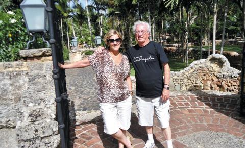 Na República Dominicana, minha suíte quase pegou fogo