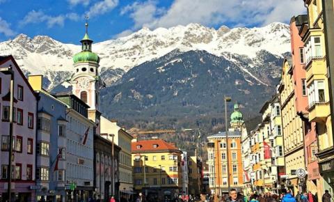 Um passeio cultural pela Áustria