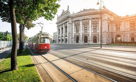 Viena, onde se respira música