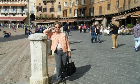 Pela Toscana. De trem