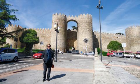 Ávila, a cidade das muralhas sem igual