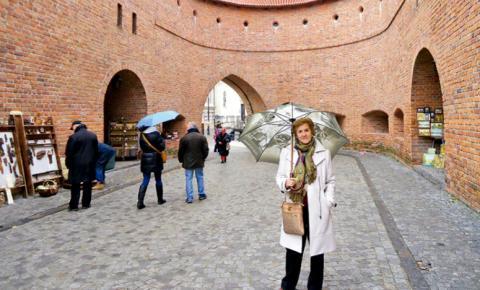 Varsóvia: arte e história em cada canto