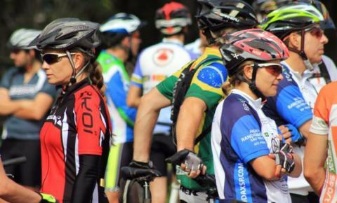Ciclistas e suas bikes vão ocupar o Parque José Affonso Junqueira para foto aérea