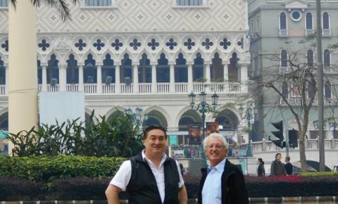 Macau - a China de origem portuguesa