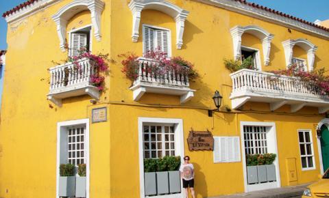 Cartagena das Índias, a mais bela surpresa da Colômbia