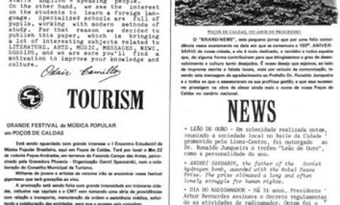 A ideia da criação do jornal foi do médico-chefe da OMS - Organização Mundial da Saúde